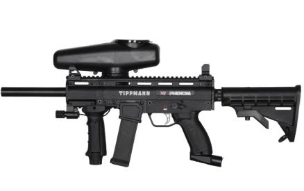 Mechanical Paintball Guns